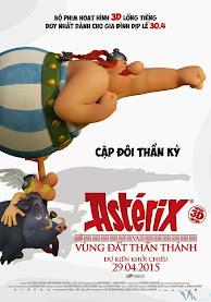 Asterix Và Vùng Đất Thần Thánh - Asterix: The Mansions of the Gods